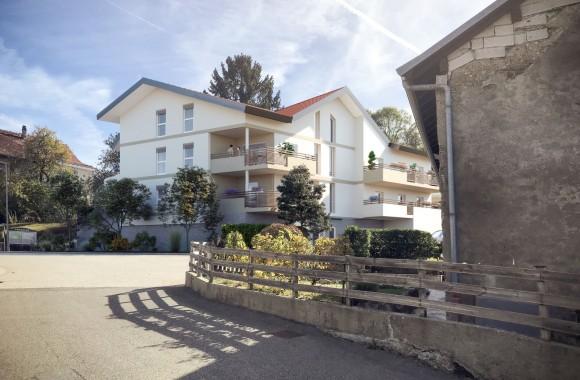 Biens AV - Appartement - presilly